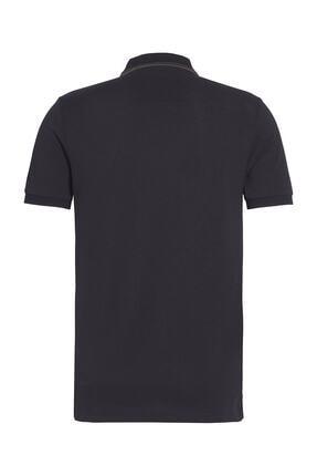 Calvin Klein Erkek Siyah Polo Yaka T-shirt J30j314565 1