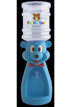 Funtik Toys Funtik Ayı Çocuk Su Sebili Mavi (bardak Hediyeli) Mavi 0