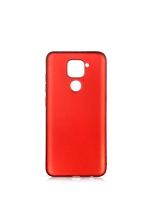 KNY Xiaomi Redmi Note 9 Kılıf Ultra Ince Mat Silikon+nano Cam Ekran Koruyucu 0
