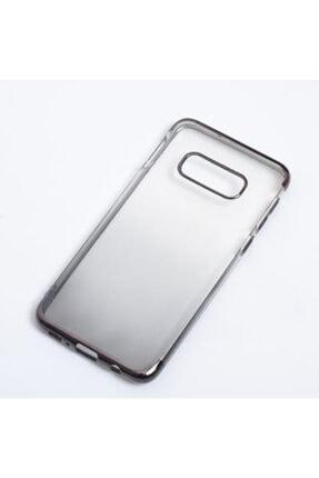 Zore Galaxy S10e Kılıf Gramaphone Moss Silikon Siyah 0