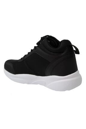 MP Unisex Siyah Yüksek Bilekli Spor Ayakkabı 1