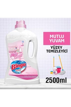 Bingo Toz Çamaşır Deterjanı 9 kg + Yumuşatıcı 5 lt Lovely+Bulaşık Sıvısı 4 kg+Yüzey Temizleyicisi 2,5 lt 4