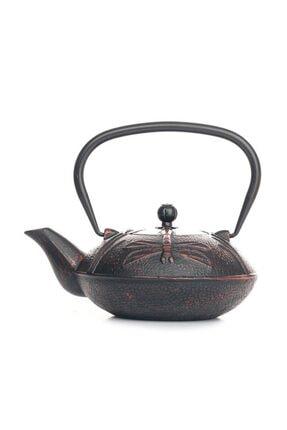 Beta Ba3081 Cast Iron Teapot-demir Döküm Demlik Purple 600 Ml 0