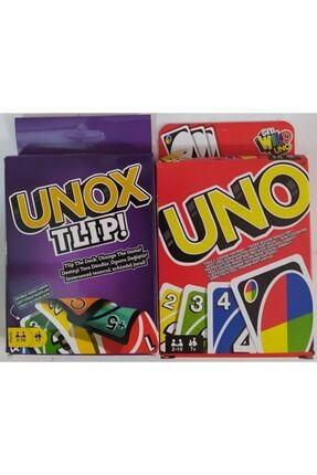 Brother Toys 108 Kartlı Uno ve 112 Kartlı Unox Tlip 1