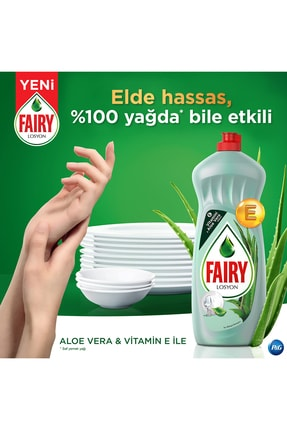 Fairy Losyon 750 Ml X 4 2