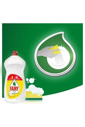 Fairy 3x1500 Ml Sıvı Bulaşık Deterjanı Limon 3