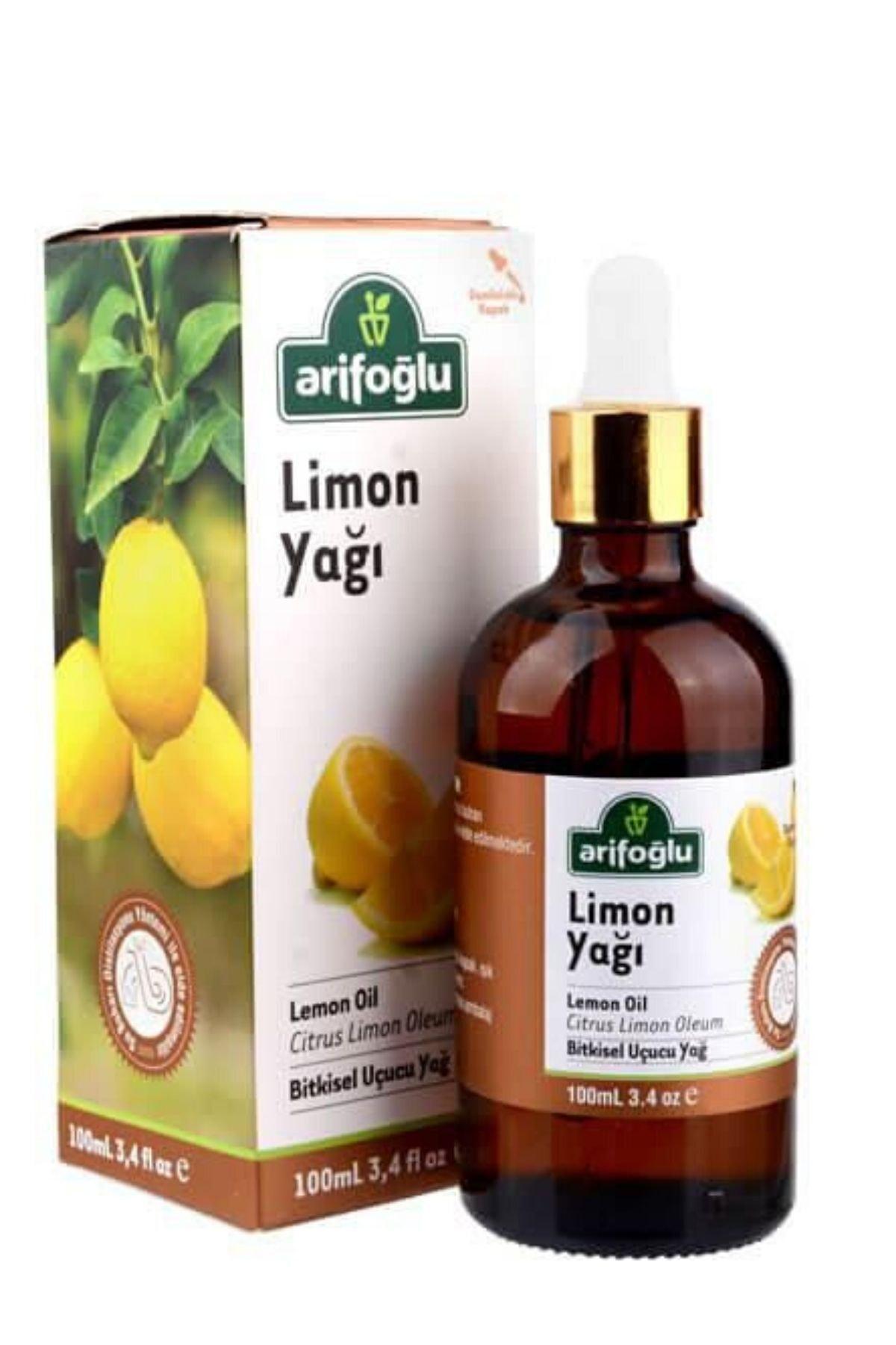 Limon Yağı 100 ml