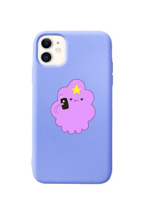 Mupity Iphone 11 Lila Prenses Telefon Tasarımlı Lansman Kılıf 0