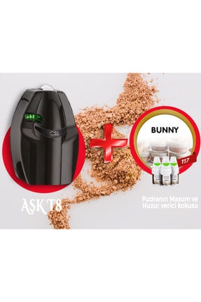 aşk-ı sermest T8 400 M2 Kapasiteli Koku Makinesi&aura Koku 1