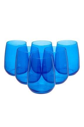 Bormioli Rocco Aqua Bardak 6 Lı Mavi 0