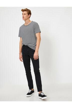 Koton Erkek Michael Skinny Fit Jean Pantolon 0
