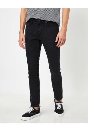 Koton Erkek Michael Skinny Fit Jean Pantolon 2