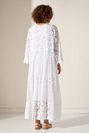 Camena Dantel Detaylı Elbise 2019070500177 2