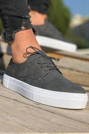 Erbilden Erkek Antrasit Ayakkabı Ekc061 0