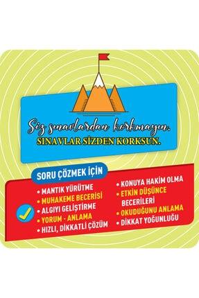 Adeda Yayınları Orıgınal Adeda Dikkati Güçlendirme Seti - 6. Sınıf - 12 Yaş Neuro Via - Osman Abalı 4