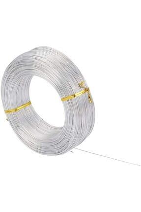 Dünya Magnet Alüminyum Tel 100 m 0,6 mm 0