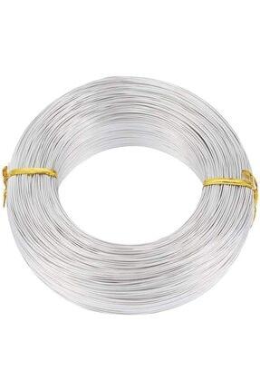 Dünya Magnet Alüminyum Tel 100 m 0,6 mm 2
