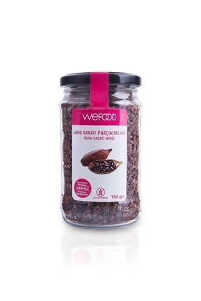 Wefood Organik Ham Kakao Parçacıkları 150 gr 0