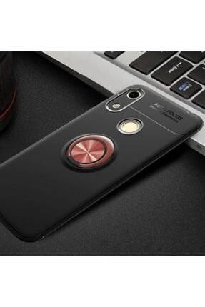 Gramaphone Huawei Y6 2019 Yüzüklü Standlı Arka Kapak 0