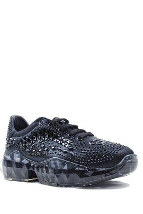 Buffalo Kadın Siyah Ayakkabı 1