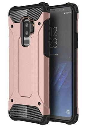 Samsung Galaxy S9 Plus Kılıf Zırhlı Tam Korumalı Silikon Tank 0