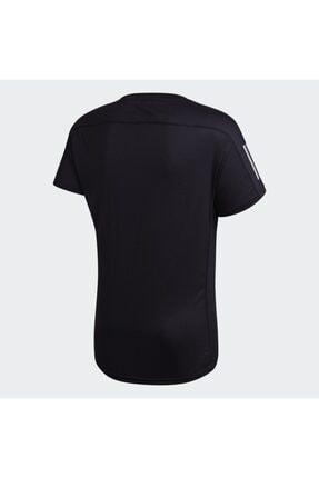 adidas Erkek Siyah Own The Run Tee T-shirt Gc7873 1