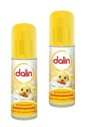 Dalin Sprey Bebek Kolonyası Bıcı Bıcı Kokulu 150 ml-2 Adet 0