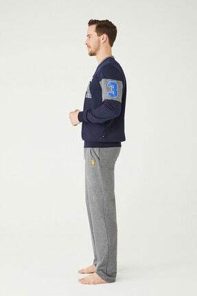 US Polo Assn Erkek Lacivert Ev Giyim 2