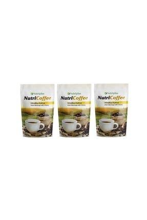 Farmasi Nutriplus Nutricoffee Hindiba Kahve 100 g X3 Adet 0