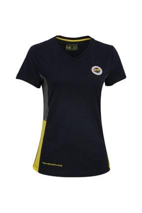 Fenerbahçe Kadın Trıbun Basıc T-shırt 0