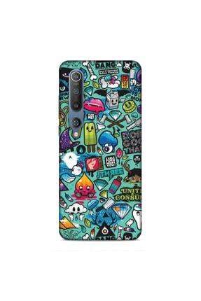 Pickcase Xiaomi Mi 10 Kılıf Desenli Arka Kapak Unite Gonsum 0