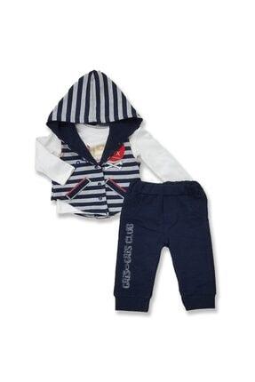 Baby Choice Erkek Bebek Lacivert Takım 0