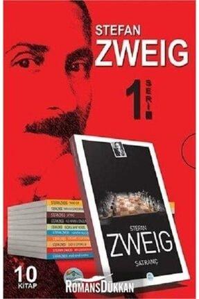 Mavi Çatı Yayınları Stefan Zweig Seti-set 1-10 Kitap Takım 0