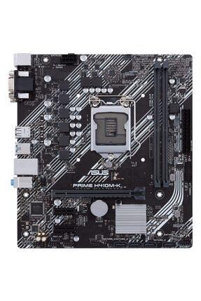 ASUS Prıme H410m-k Ddr4 2933/2133 Mhz Dvı-d Matx 1200p 1