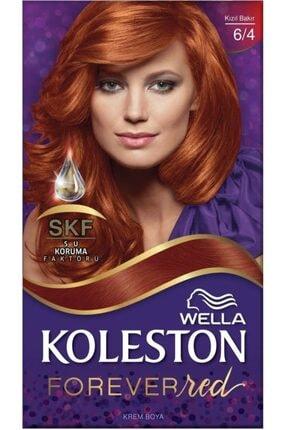 Koleston Set Saç Boyası 6.4 Kızıl Bakır 0