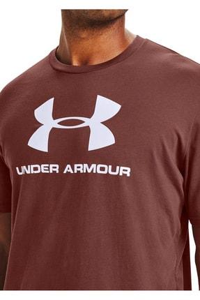 Under Armour Erkek Spor T-Shirt - Ua Sportstyle Logo Ss - 1329590-688 3
