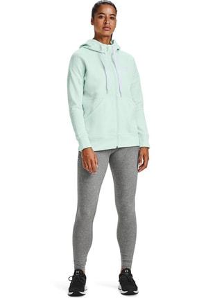 Under Armour Kadın Spor Sweatshirt - Rival Fleece Fz Hoodie - 1356400-403 2