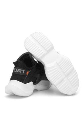 Dark Seer Siyah Beyaz Unisex Sneaker 2