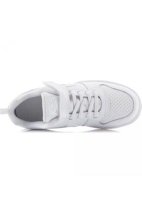 Nike Bebek Beyaz Günlük Ayakkabı 870029-100 2