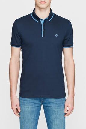 Mavi Lacivert Polo Tişört 2