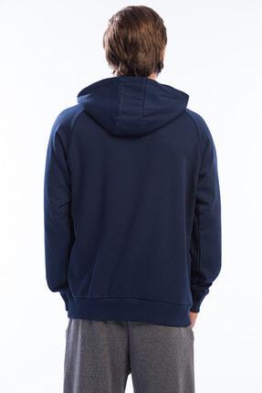 HUMMEL Erkek Sweatshirt Maronı Hoodıe 1