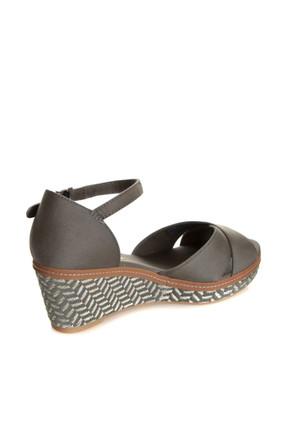 Tommy Hilfiger Kadın Dolgu Topuklu Ayakkabı 1THFW2017024 2