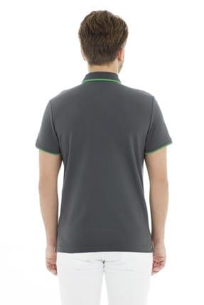 Cazador Erkek Antrasit T-Shirt - Cdr4614-19YCEEOM4614 1