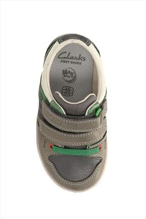 CLARKS Hakiki Deri Çocuk Ayakkabı 261059427 1