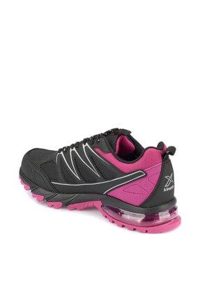 Kinetix Petram Wp W Siyah Fuşya Kadın Tracking Ayakkabı 100334106 2