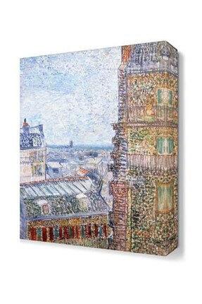 Dekor Sevgisi Van Gogh4 Canvas Tablo  120x80 DTC145301104 0