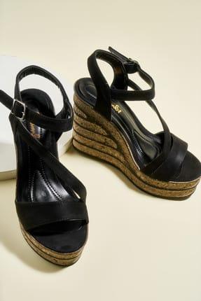 Siyah Kadın Ayakkabı H0578080672