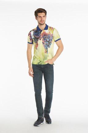 Erkek Green Indigo Jeans AI1M8102454