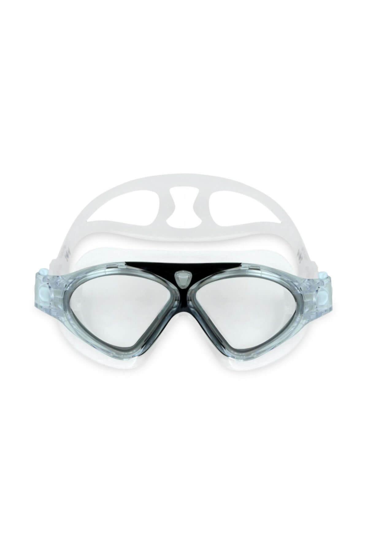 8170 Silikon Havuz Deniz Yüzücü Gözlüğü Lüks Kutu