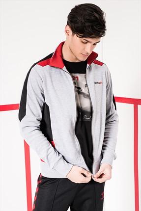 HUMMEL Erkek Sweatshirt Pn21 Dınamo Zip Jacket 1